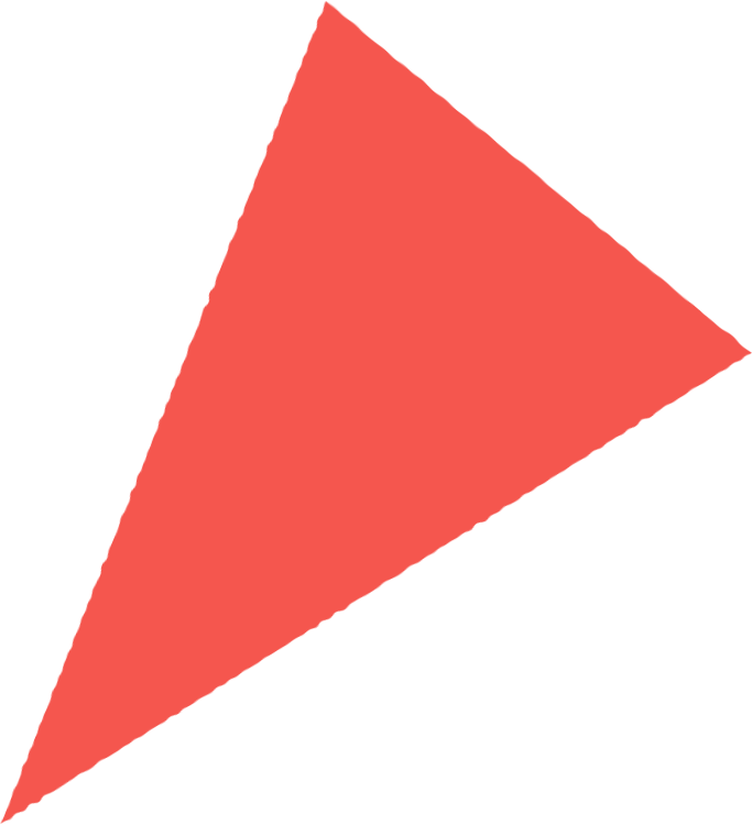 Red Background Triangle 1